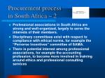 procurement process in south africa 2