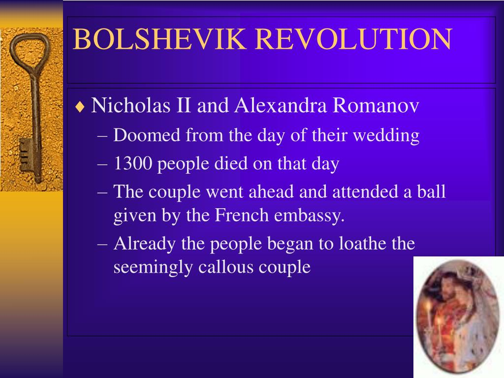 Nicholas II and Alexandra Romanov