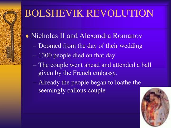 Bolshevik revolution2
