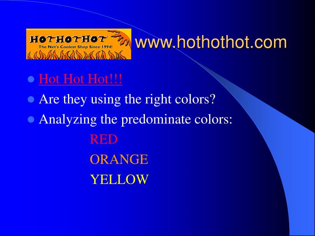 www.hothothot.com