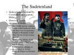 the sudetenland39