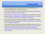 iv the progressive doctrine social control 5