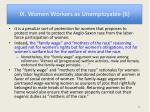 ix women workers as unemployable 6