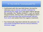 vi the unfit as unemployable 5