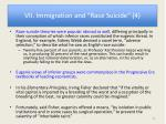 vii immigration and race suicide 4