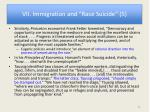 vii immigration and race suicide 5