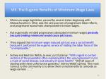 viii the eugenic benefits of minimum wage laws