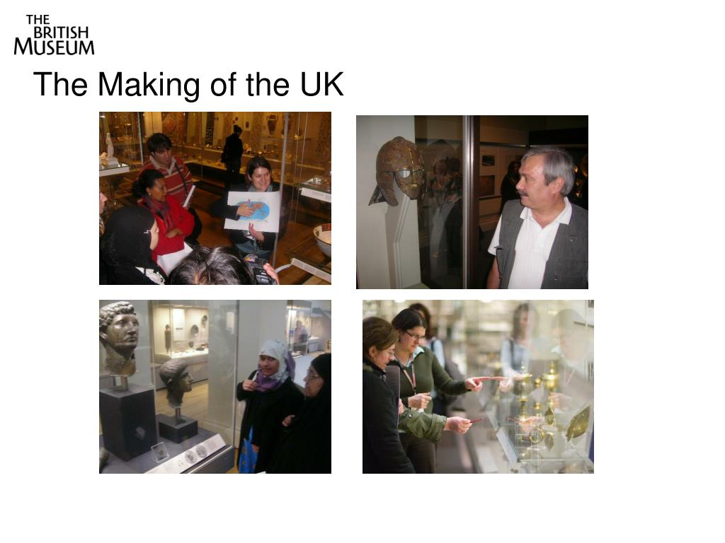 The Making of the UK