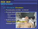 pcr rcp10