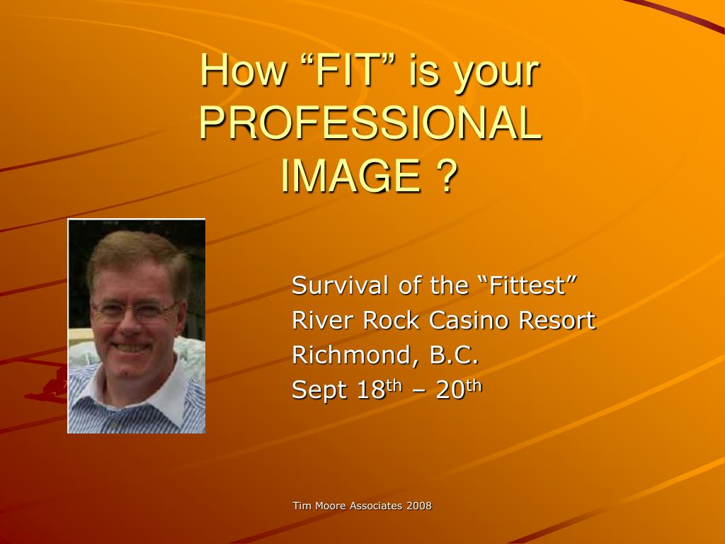 how fit is your professional image l.