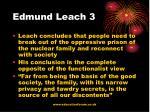 edmund leach 3