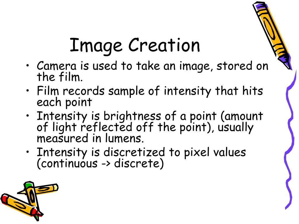 Image Creation