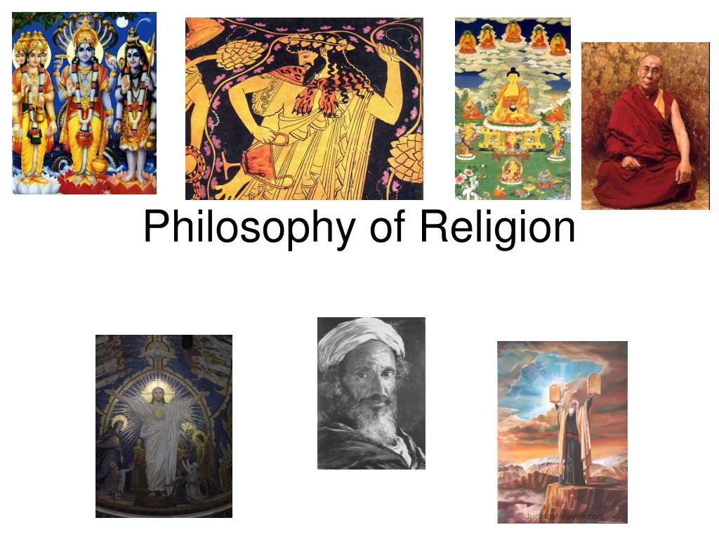 philosophy of religion l.