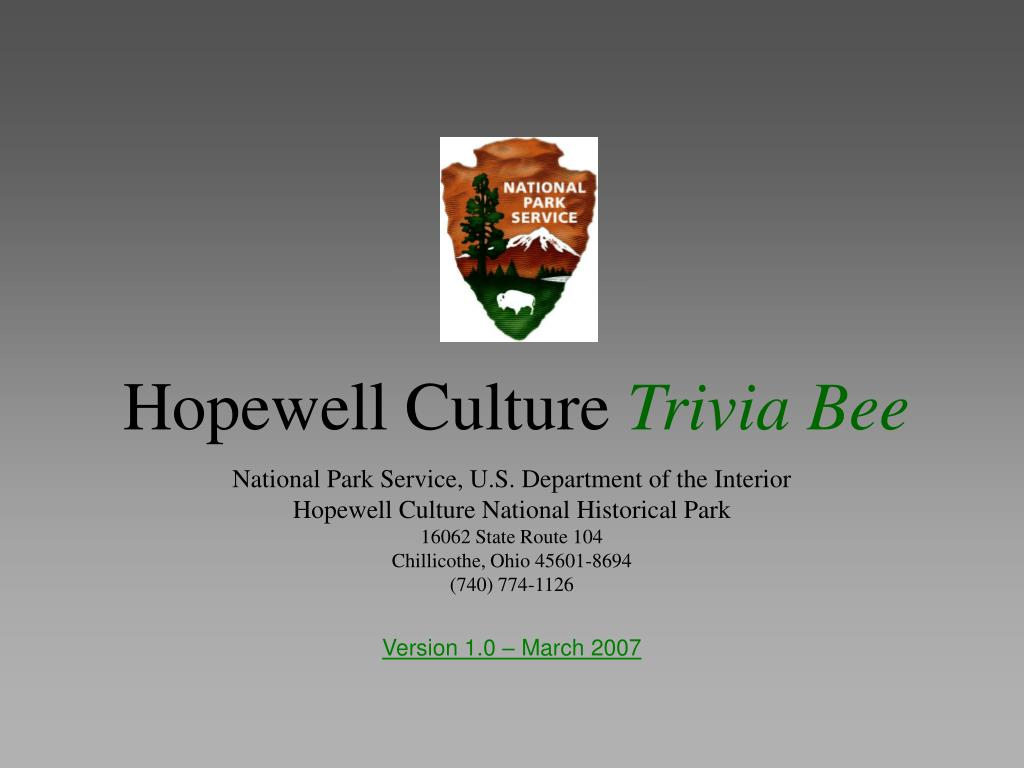 Hopewell Culture