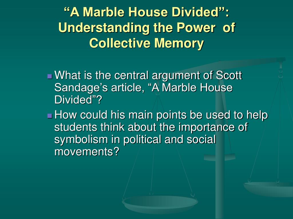"""""""A Marble House Divided"""":"""