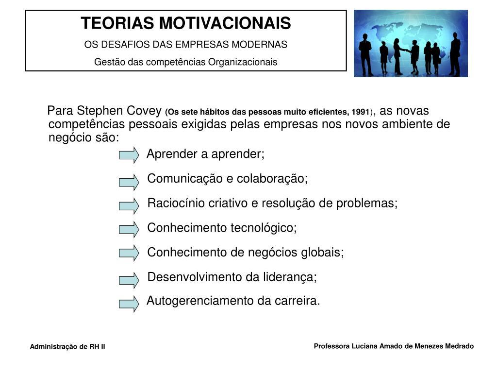 Para Stephen Covey