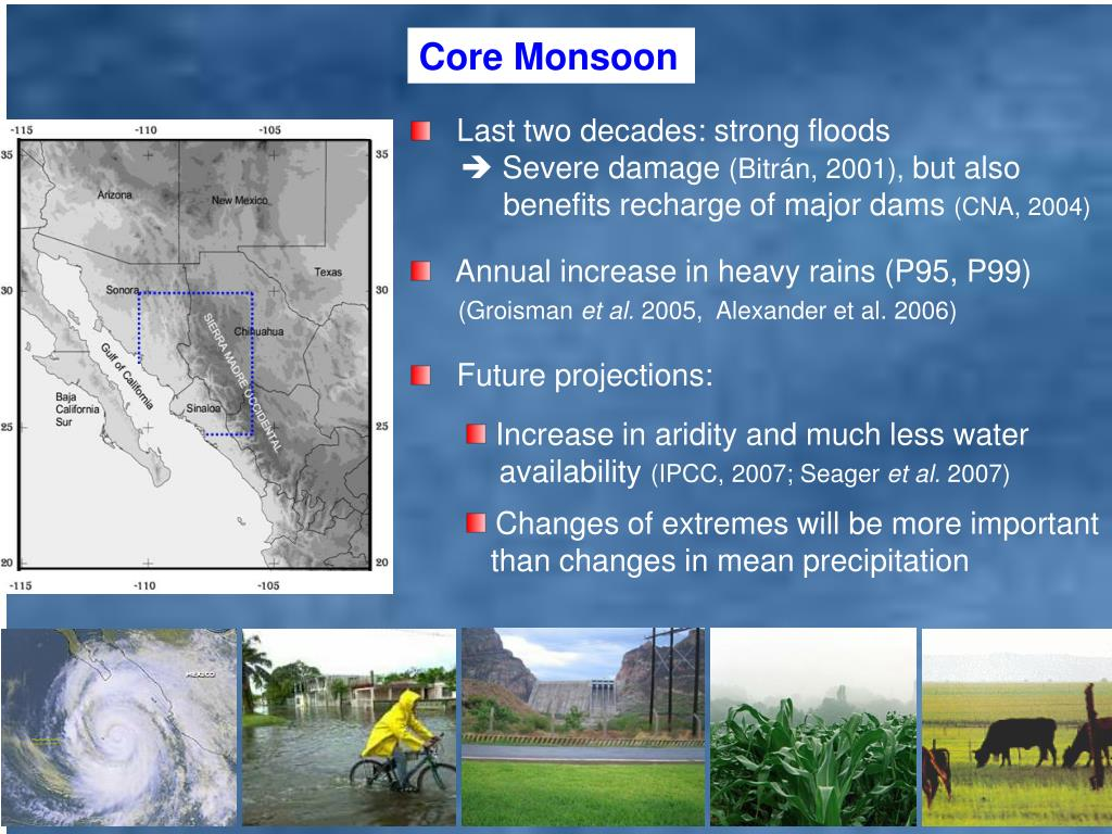 Core Monsoon