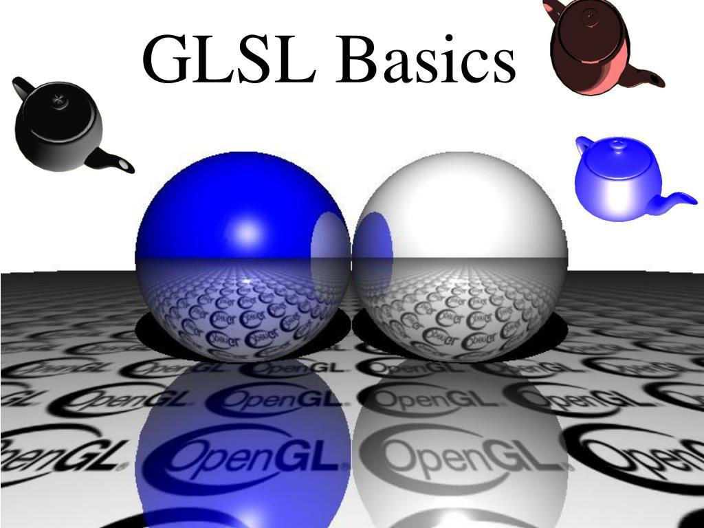 glsl basics l.
