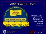 mtsa family of plans