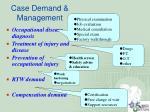 case demand management