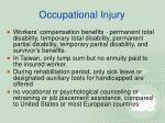 occupational injury16
