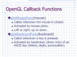 opengl callback functions13