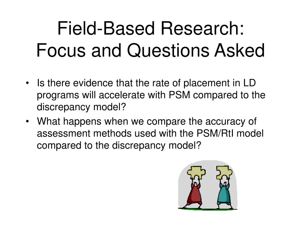 Field-Based Research: