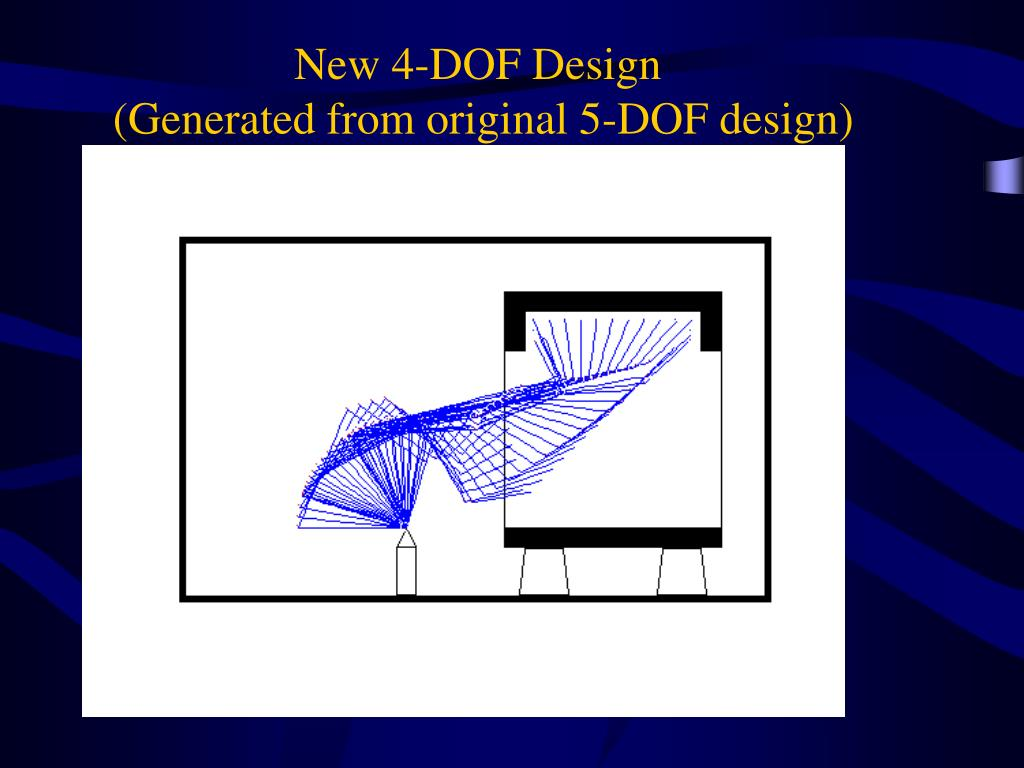 New 4-DOF Design