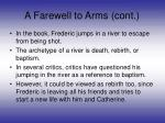 a farewell to arms cont42