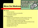 move out madness