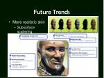 future trends35