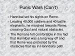 punic wars con t25