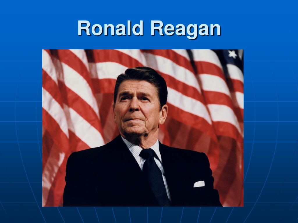 ronald reagan l.