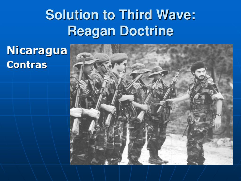 Solution to Third Wave: