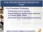 fire protection and prevention plan7
