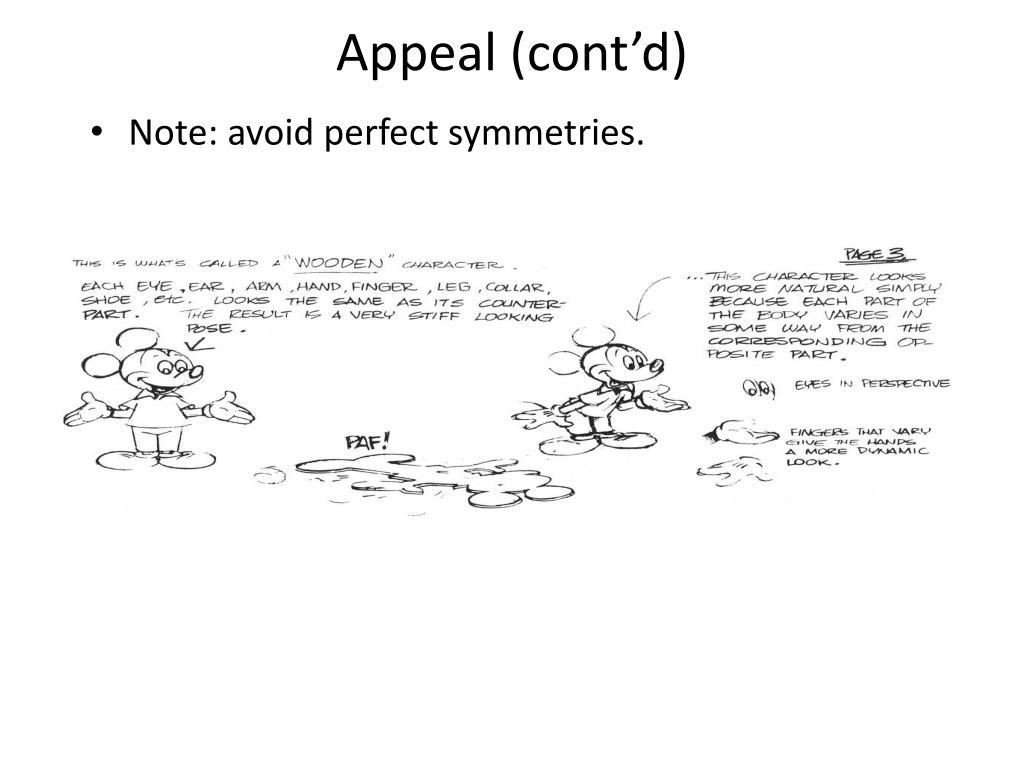 Appeal (cont'd)