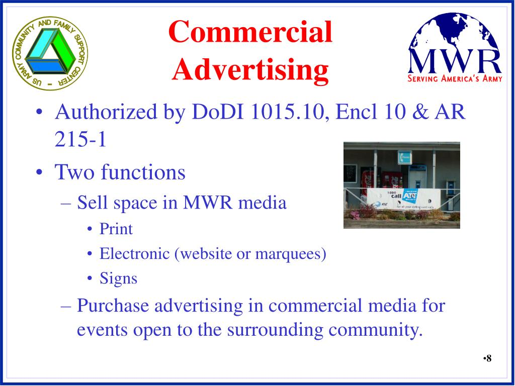 Commercial Advertising