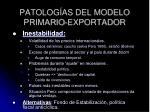 patolog as del modelo primario exportador45