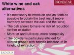 white wine and oak alternatives33
