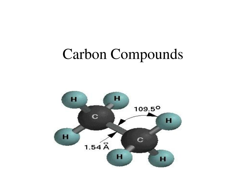 carbon compounds l.