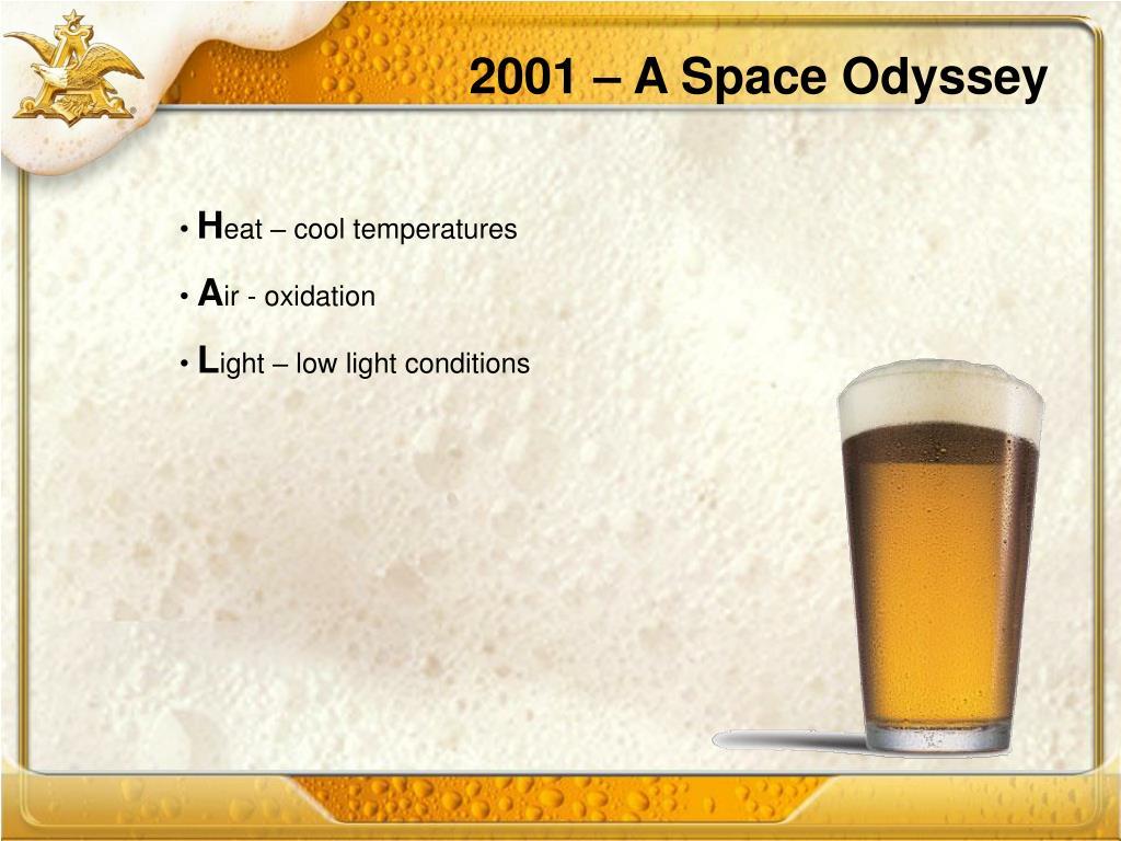 2001 – A Space Odyssey