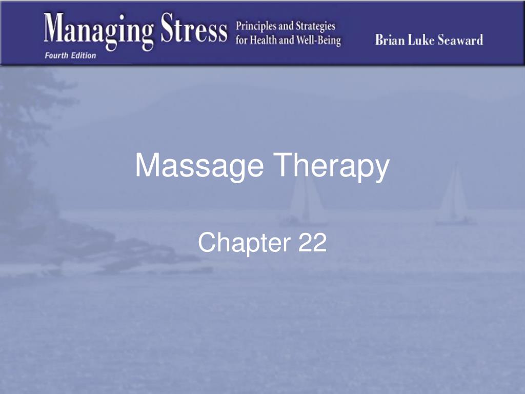 massage therapy l.
