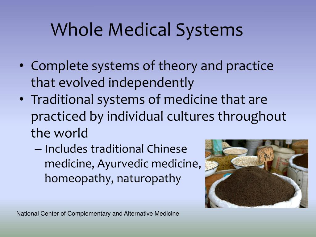 Whole Medical Systems