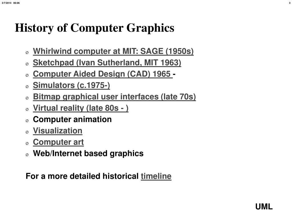 PPT - Course Information: 91 546 Computer Graphics I PowerPoint