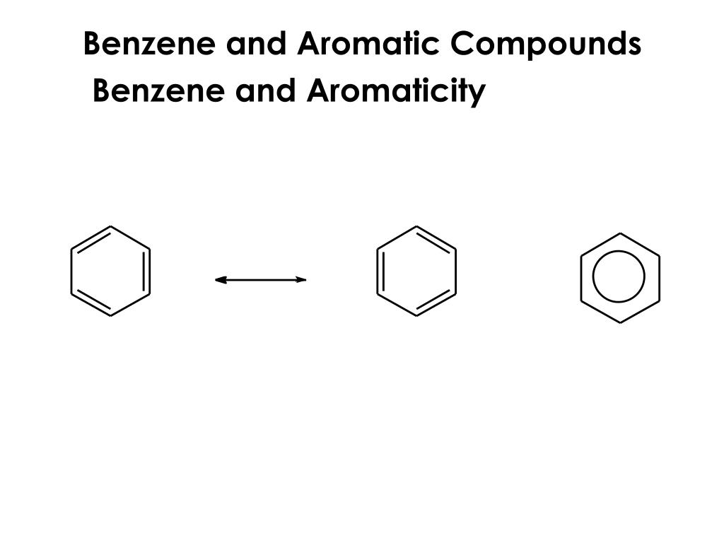benzene and aromatic compounds l.