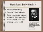 significant individuals 3