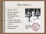 the crisis 1