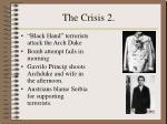 the crisis 2