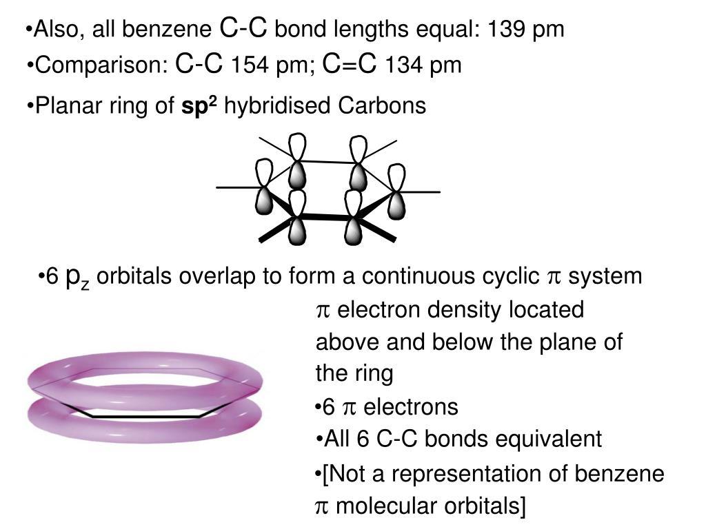 Also, all benzene