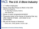 the u s c store industry24